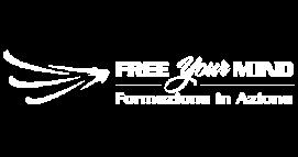Logo fym bianco